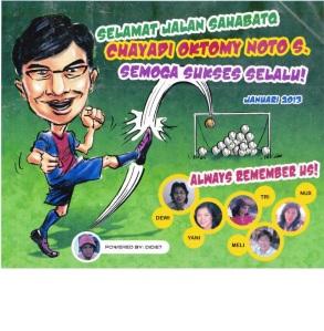 Kenangan Bersama Rekan STIKOM Surabaya